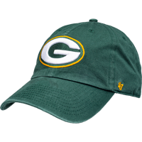 Image For '47 Brand Clean UP Packer Hat (Green)