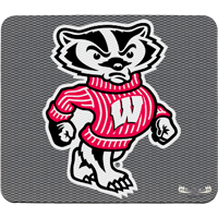 Image For Moose Bucky Badger Mouse Pad